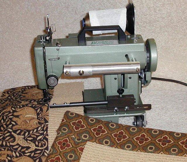 Binding-machine
