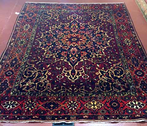 R1584C-9'2x11'9 Persian Baktiari $2,199
