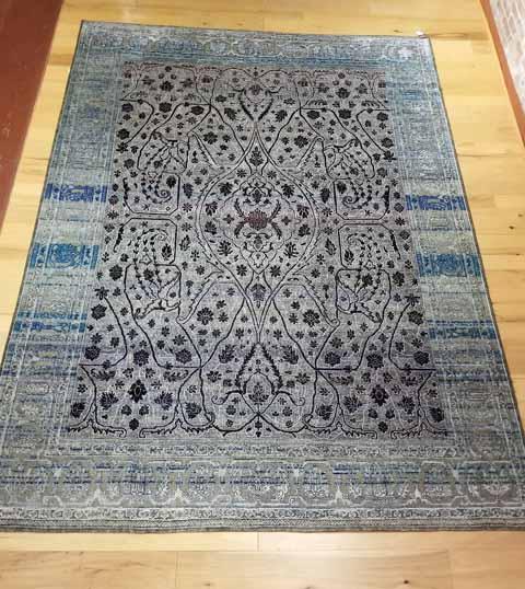 R2699C_Wool & Silk Fereghahan_11199_8'8x11'8